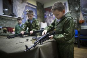 Over 100 children were involved in hostilities by Russian occupiers in Donbas