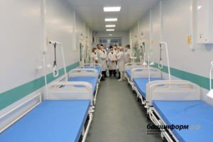 In Bashkiria, the number of beds intended for patients with the new coronavirus infection has been reduced by almost three thousand. According to the Minister of Health of the Republic Maxim Zabelin, the decrease occurred from 6,334 beds to 3,667.