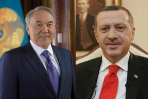 Elbasy holds phone talk with Turkish President Tayyip Erdoğan