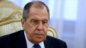 Russia to 'definitely' respond to new sanctions: Lavrov