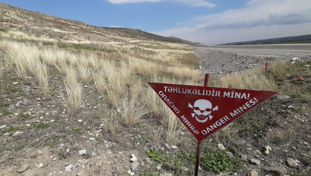 Number of people who joined petition against Armenia over maps of minefields approaches 15 thousand