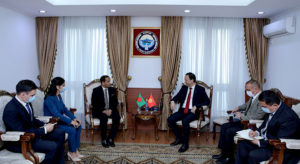 Kyrgyzstan, Bangladesh discuss issues of bilateral trade and economic cooperation