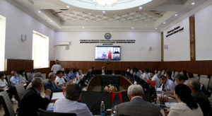 """Bishkek hosts conference """"The experience of Communist Party of China in development of country and society"""""""
