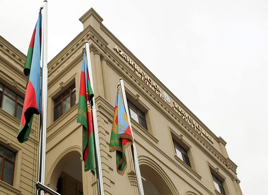 Azerbaijan`s Defense Ministry: By spreading false information, Armenia is trying to lay the foundation for further provocations