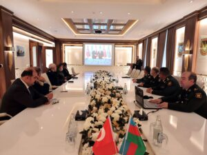 Representatives of Turkish National Defense University visit special military-educational institutions