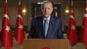 Access to safe food fundamental right: Turkish president